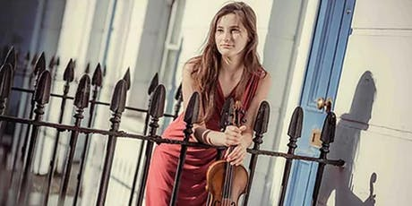 Lunchtime Recital - Carolina Blaskovic  (violin) John Paul Ekins (piano) tickets