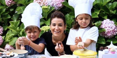 Show Cooking de Brigadeiro Saudável bilhetes
