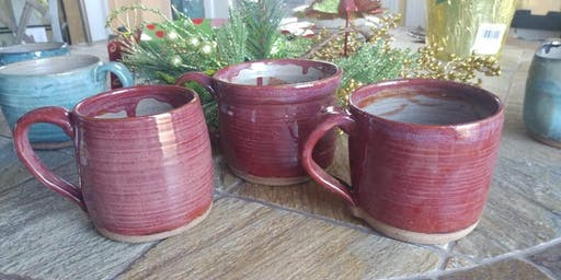 Pottery Basics 101 - on the wheel with Cheryl Bess