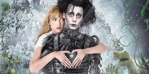 Movies Under the Stars: Edward Scissorhands