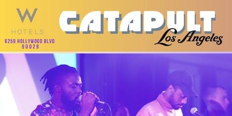 CATPULT LA Presents: BLCKNOISE + BVDÍ live @ The W Hotel tickets