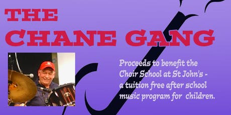 The CHANE Gang: Benefit Concert tickets