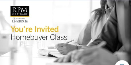 Home Buyer Success Class - Elk Grove tickets