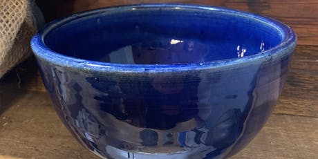 3 day Workshop Ceramic Bowl on the Pottery Wheel....With Aurora Lucas  tickets