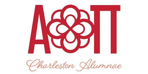 Charleston AOII Alumnae Celebrating 50 Years