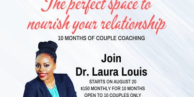 10 Month After I Do Couples Group (Hosted by Dr. Laura Louis)