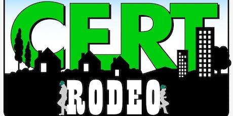 Kirkland CERT Rodeo tickets
