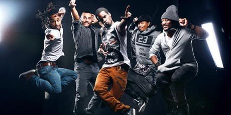 Dance 411: Early Childhood - Youth Hip Hop Ages 6-12 (All Levels, Drop-In) tickets