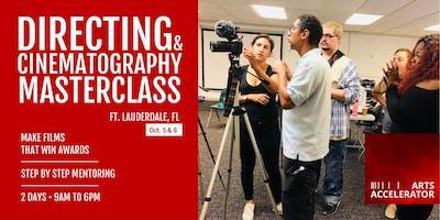 Filmmaking Masterclass: Beginner/Intermediate