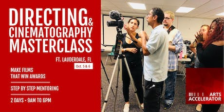 Filmmaking Masterclass: Beginner/Intermediate  tickets
