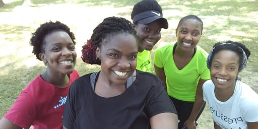 Zumba In The Park With Tenisha: A Taste Of The Caribbean