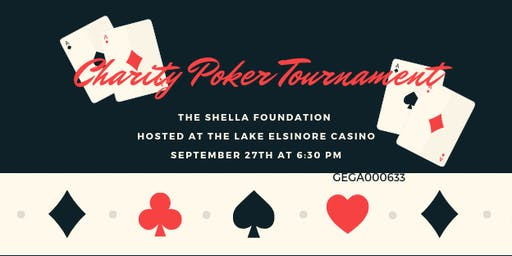 The Shella Foundation Charity Poker Tournament