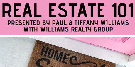 Real Estate New Home Owner and Seller Class tickets