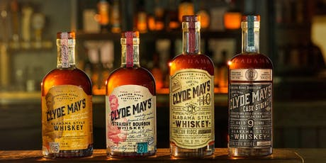 Pangea Presents: Clyde May's Whiskey Dinner Featuring L.C. May tickets