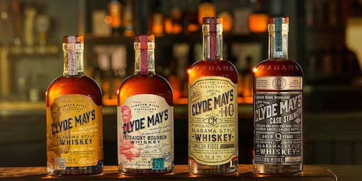 Pangea Presents: Clyde May's Whiskey Dinner Featuring L.C. May
