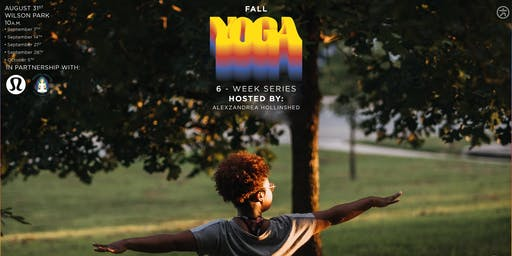 Fall Yoga Series