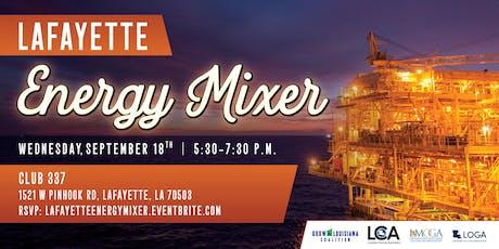 Lafayette Energy Mixer tickets