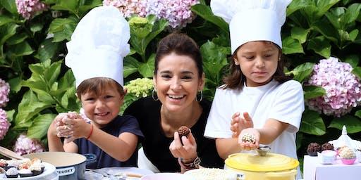 Show Cooking de Brigadeiro Saudável