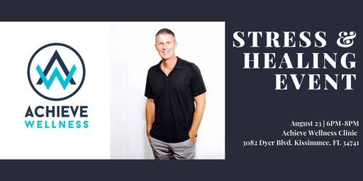 Stress & Healing Event with Dr. Pete Sulack