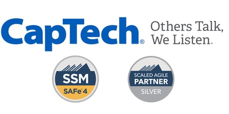 SAFe® Scrum Master | Applying the Scrum Master role within a Scaled Agile Framework (SAFe) enterprise tickets