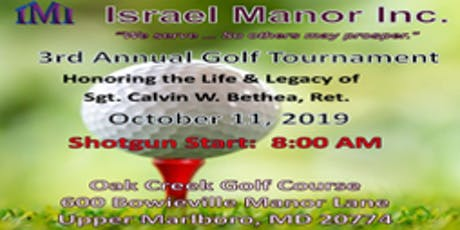 IMI's 3rd Annual Invitational Golf Tournament tickets