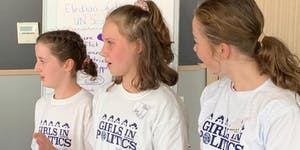 Camp United Nations for Girls Adelaide 2020