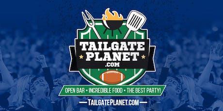 The Green Legion Tailgate – Eagles vs. Patriots tickets