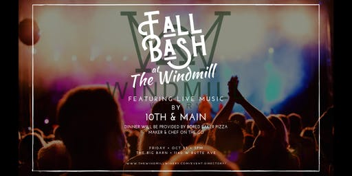 Fall Bash at The Windmill