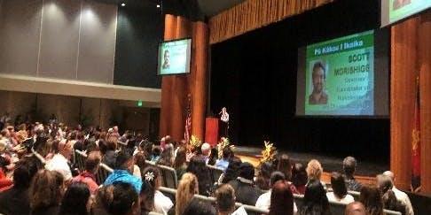"""2019 Hawai'i Statewide Homeless Awareness Conference """"Hui Me Ka Mana'o"""""""