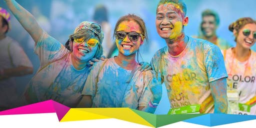 """THIS IS ME"" Color Run Blast - 5K & More!"