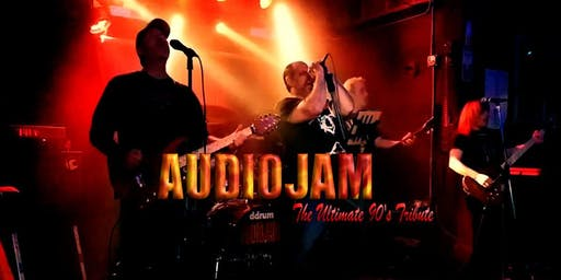 AudioJam at the Peddler's Daughter!