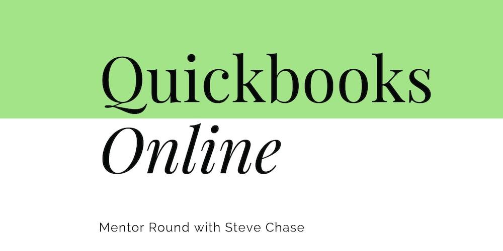 QuickBooks Online, Mentor Round Tickets, Wed, Sep 18, 2019