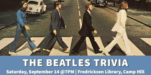 Trivia After Hours: The Beatles Challenge! (B.Y.O.B.)