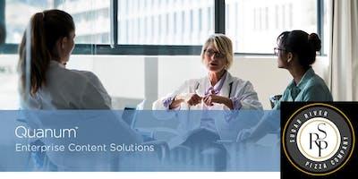 Quanum Enterprise Content Solutions at Epic UGM 2019 - Verona