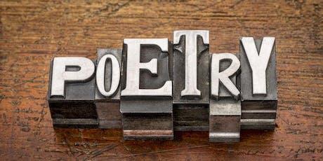 Creative Writing: Poetry Seminar (XENG 281 01) tickets