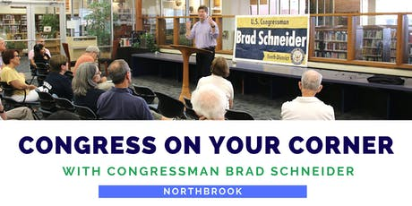 Congress On Your Corner: Northbrook tickets