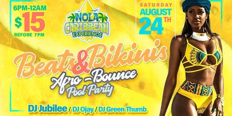 Beats & Bikinis: Afro-Bounce Party tickets