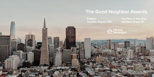 The Good Neighbor Awards