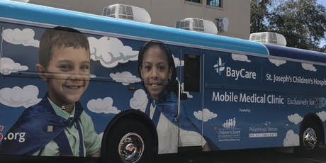 Free - St. Joseph's Children's Hospital Mobile Medical Clinic tickets