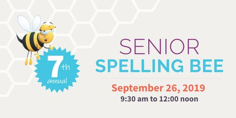 7th Annual Spelling Bee tickets