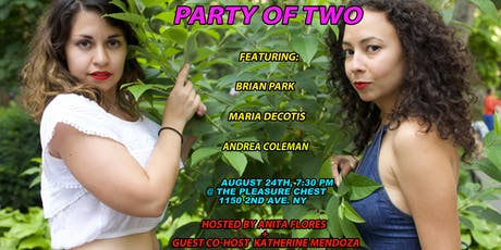 Party of Two: August Edition tickets
