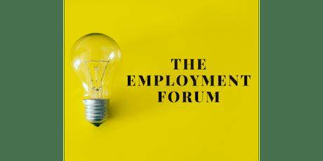 The Employment Forum (Philadelphia, PA) tickets