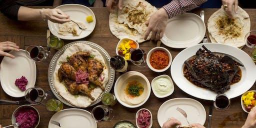 Cookbook Club: Zahav: A World of Israeli Cooking by Michael Solomonov and Steven Cook