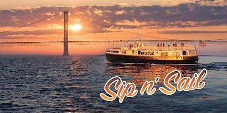 Sip, Sail & Paint tickets