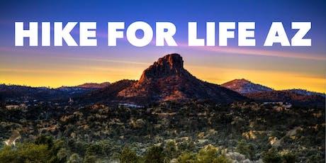 Hike For Life AZ  tickets