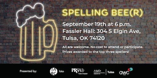 Spelling BEE(R)