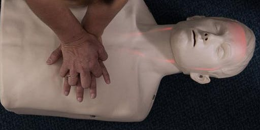 La Mesa: A RED CROSS Adult-Pediatric CPR-AED, and First Aid Class