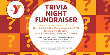 Trivia Night Fundraiser tickets