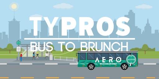 TYPROS Bus to Brunch