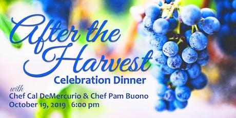 After the Harvest Celebration Dinner tickets